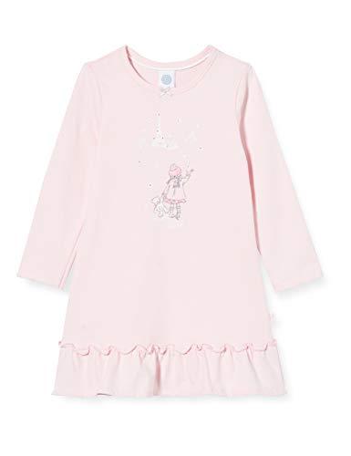 Sanetta Mädchen Sleepshirt Sorbet Nachthemd, rosa, 140