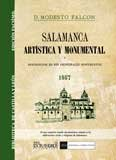 Salamanca artística y monumental ó descripcion de sus principales monumentos (Biblioteca de Castilla y León)