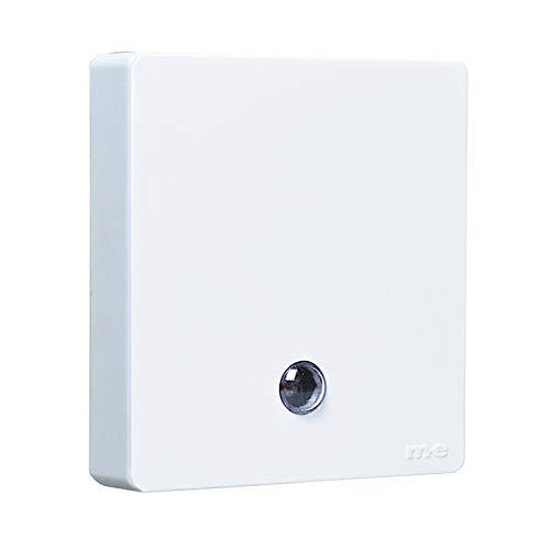 Draadloze schemerschakelaar voor binnen en buiten IP 54, CUVEO, kleur wit