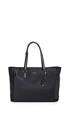 Tumi Women's Bailey Business Tote, Black, One Size