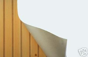 Wallpaper Heavy Duty Wall Liner Lining Paper Covers Paneling and Cracked Walls