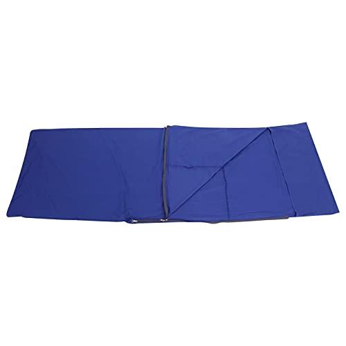 CUTULAMO Trazador de líneas del Saco de Dormir, Saco de Dormir Que acampa al Aire Libre Respirable para el Hotel(L)