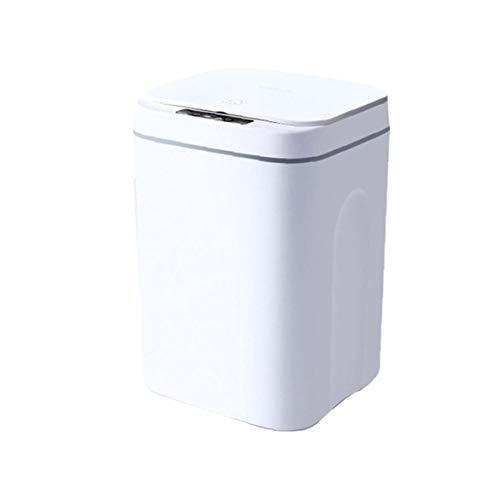 Papelera del Sensor Inteligente Puede Cubo de la Basura sin Contacto eléctrico...