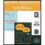EBooks, Inquizitive and Tutorials