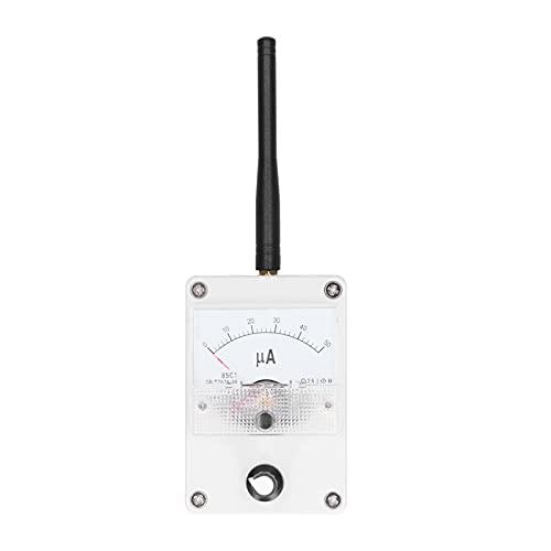 Medidor De Nivel De Señal RF, Medidor De Señal De Antena Resistente Y Duradero Con Antena Para Radiación De Antena De Radio