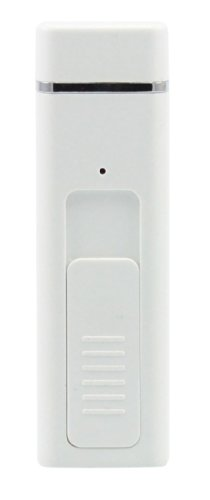 Lightec(ライテック) Jii ジー 炎レス USB バッテリーライター ホワイト LT-BLD-005WH