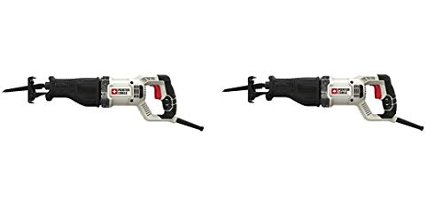 PORTER-CABLE PCE360 7.5 Amp Variable Speed Reciprocating Saw (Pack of 2)
