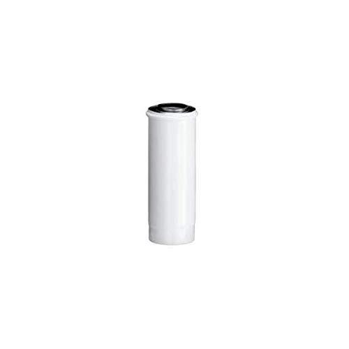 TEN tolerie - Rallonge Ventouse gaz 0,50M-D80/125 - TEN400280