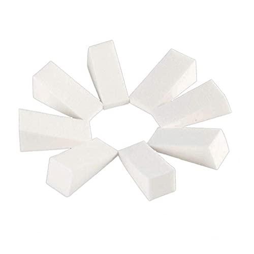 12PCS / SET Nail art dégradé doux Eponges couleur Fade manucure outil Outils nail art bricolage Stamping polonais Accessoires, Étoile gradient éponge