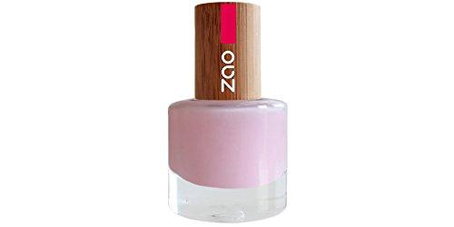 ZAO French Manicure 643 rosa pink französische Maniküre, Nagellack mit Bambus-Deckel (Naturkosmetik)