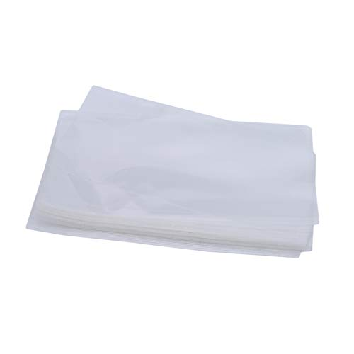 Yinew 100 PC-Kekstaschen Clear Plastic Gift Cookie Treat Keks-Backtüten Party Favor Candy Bags für Schokoladengeschenk Essen