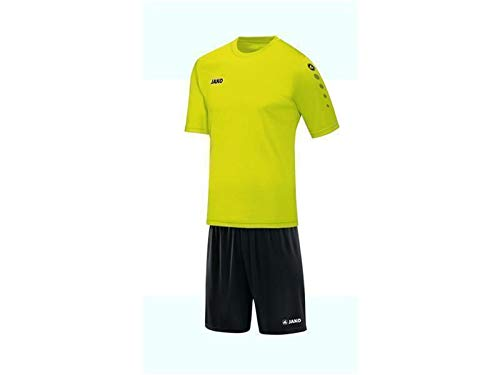 Jako Trikot Set Team / Trikot + Hose lime M