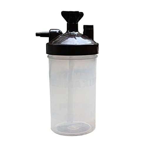 Mijpojan Herramientas de mano de Taza del humidificador de la botella de agua para el generador de concentrador de oxígeno Concentra Machine 449C (Color : 2)
