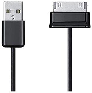 Samsung USB Data Sync Charger Cable for Samsung Galaxy Tab Tablet 7 8.9 10.1 / P7500 / 4 P1000 / P5100 / P6800 / P3100 / P...
