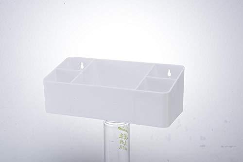 ZY & FC Famille Rangement de la salle de bain Rangement de la salle de bain Boîte de rangement du rack Rangement de la salle de bains perforé Rangement pour coiffeuse Boîte D