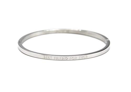Oh My Shop BC2612F - Bracelet Jonc Fin...