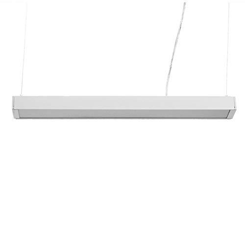 KIODS Tafellamp kantoor LED licht Moderne lineaire hanglamp hanglamp bar droplight voor vergaderzaal studie wooncultuur