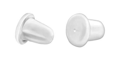 Best Wing Jewelry - Pendientes de tuerca y gancho para oreja (20 pares/paquete)