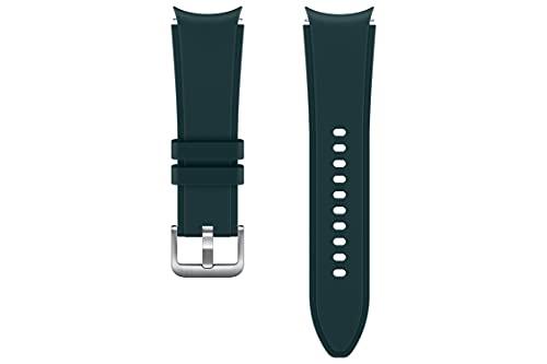 Samsung Correa de reloj Sport Ridge Band - Correa de reloj oficial Samsung - 20mm - S/M - Verde