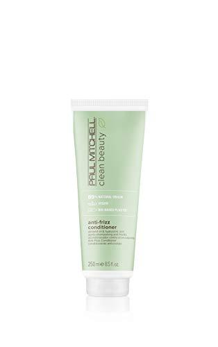 Paul Mitchell Clean Beauty Smooth Anti-Frizz Conditioner – vegane Pflege-Spülung für geschädigtes Haar, Haarpflege mit Mandel-Öl – 250 ml
