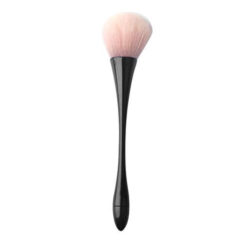 Posional Pinceaux Maquillage Professionnel, Set de 1PCS Correcteur Ombres synthétiques de qualité Pinceaux Maquillage Yeux pour Fondation Mélange Blush Yeux Visage Poudre