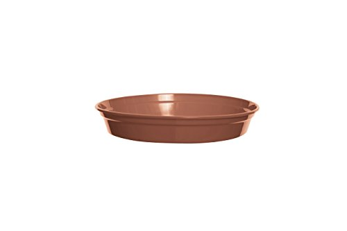 Whitefurze G04128 Garden Pot Saucer for 38cm Pot - Terracotta