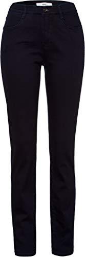 BRAX Damen Style Mary Hose Casual Sportiv Jeans, Navy, One Size (Herstellergröße: 40K)