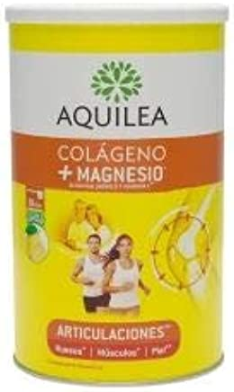 Amazon.com: Aquilea - Artinova Collagen + Magnesium 375g - Stronger Joints - Contains Collagen & Vitamin C- Spain: Health & Personal Care