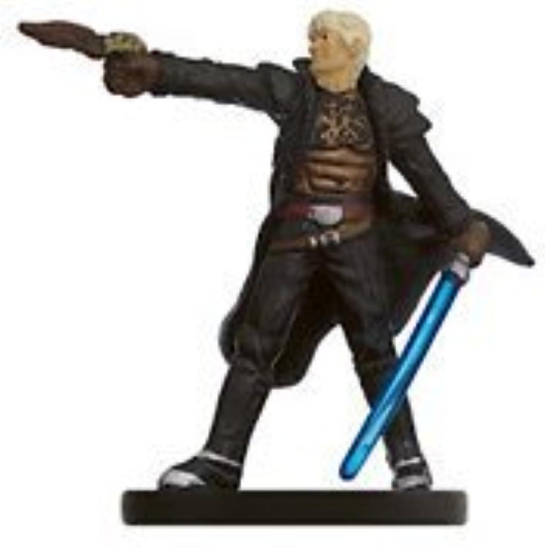 Star Wars Miniatures  Cade Skywalker, Bounty Hunter 40  Legacy Of The Force