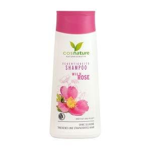 cosnature Feuchtigkeits Shampoo Wildrose,200ml