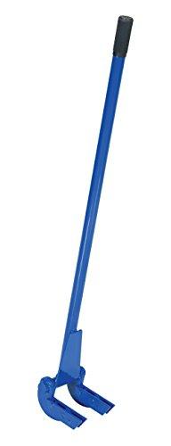"""Vestil SKB-DLX Deluxe Steel Pallet Buster with Handle, 41"""",blue"""