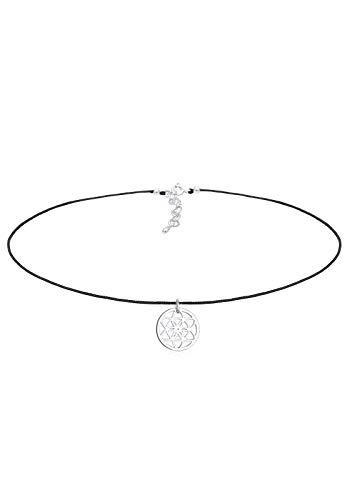 Elli Gargantilla para mujer, plata 925, 36 cm - 0102571517_36
