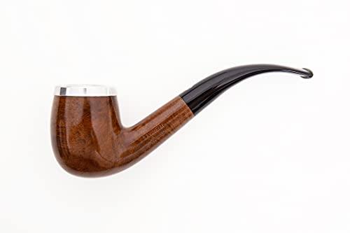 Savinelli Italian Tobacco Smoking Pipes, Bing's Favorite Smooth 6mm
