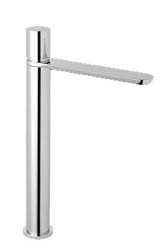 EFFEPI Monocomando lavabo Alto Cromato Serie Mio Senza Scarico