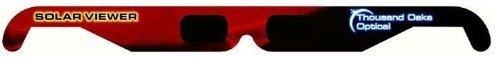Gafas de Eclipse Solar (Paquete de 10) certificada por CE e ISO