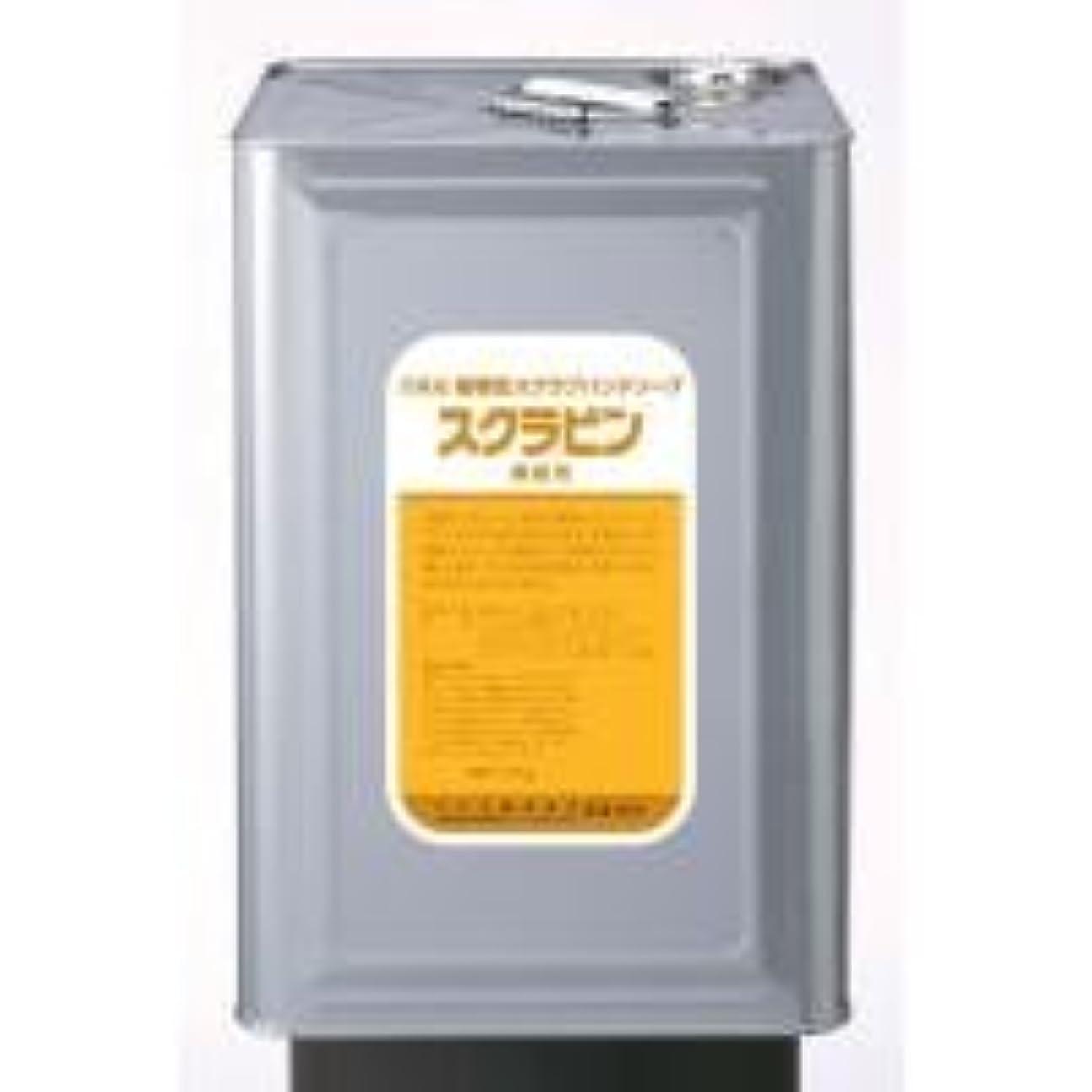 軽減貫入惑星サラヤ スクラビン 17kg 1缶