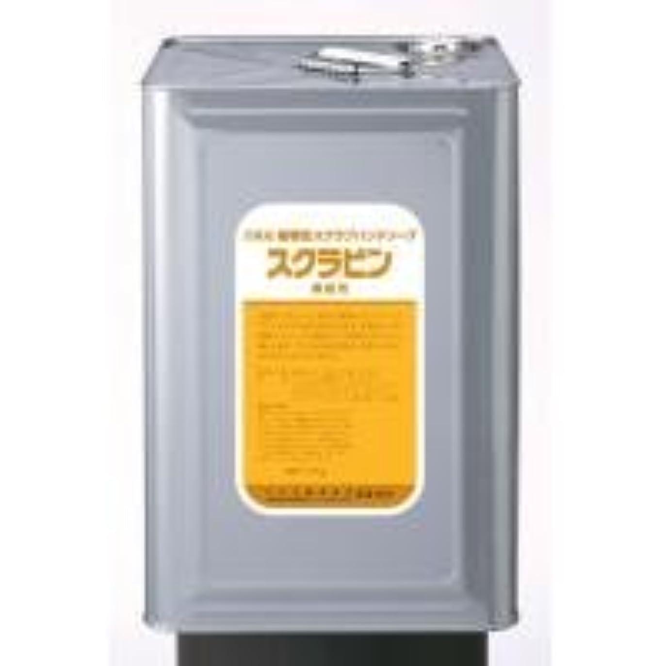 ソート涙パイントサラヤ スクラビン 17kg 1缶