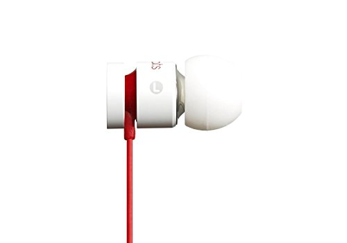Beats by Dr. Dre - 3.5mm Audio Cable In-Ear Headphones - Deep Bass Soaring Highs Crystal-clear Mid-Range Pure Audio Earphone (urBeats White) (Supplied with no retail packaging)