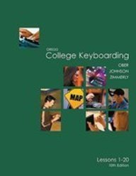 Gregg College Keyboarding (10th Edition) Lessons 1-20 (https://catalog.amazon.com/abis/Classify/SelectCategory#)
