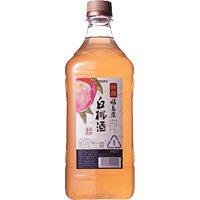 サントリー 果実酒房 福島産白桃酒 1.8L×6本