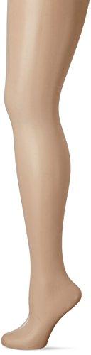 Fiore Damen Feinstrumpfhose ADA/CLASSIC Strumpfhose, 15 DEN, Braun (Natural 015), Large (Herstellergröße:4)