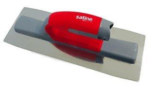 Llana metálica para microcemento Satine