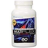 Multiflex: Suplemento coayudante en los procesos inflamatorios articulares - Alivio del dolor articular que contiene ingredientes como curcumina (cúrcuma), corteza de sauce blanco y extracto Boswellia.