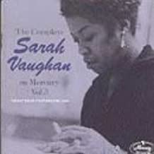 The Complete Sarah Vaughan on Mercury Vol. 3: Great Show on Stage, 1957-59