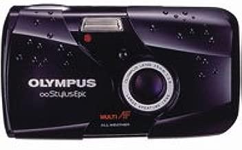 Olympus Stylus Epic - Point & Shoot camera - 35mm - lens: 35 mm - black