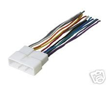 Amazon.com: Stereo Wire Harness Acura NSX 91 92 93 94 95 (car Radio Wiring  Installation p.: Car ElectronicsAmazon.com