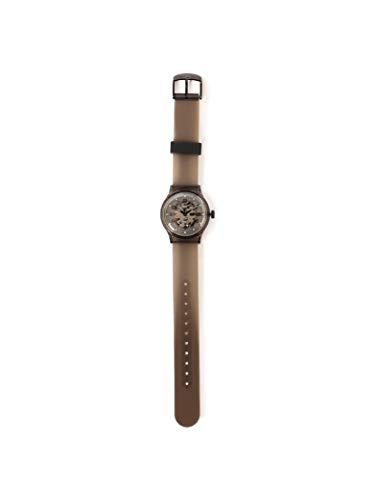 (ビームス)BEAMS/腕時計 TIMEX × BEAMS 別注 Original Camper ブラック スケルトン 3針ウォッチ メンズ BLA...