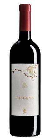6 x 0.75 l - Thesis è un vino rosso sardo a base di Bovale e Syrah, prodotto dalla cantina di Serdiana dei Pala, sapienti creatori di ottimi vini tradizionali e allo stesso tempo innovativi