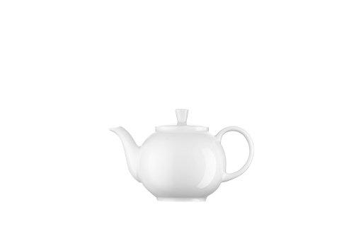 Arzberg 1382-00001-4200-1 Form 1382 Teekanne 2 Personen, 0,50 L, weiß