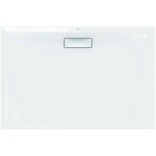 IDEAL STANDARD T446901 ULTRAFLAT NEW Piatto doccia acrilico rettangolare 120x80 - Bianco lucido